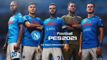 SSC Napoli - PES2021