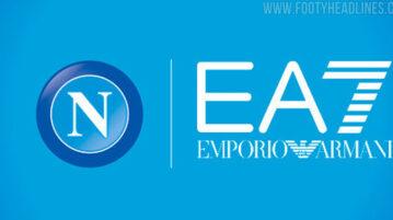 Napoli veste EA7