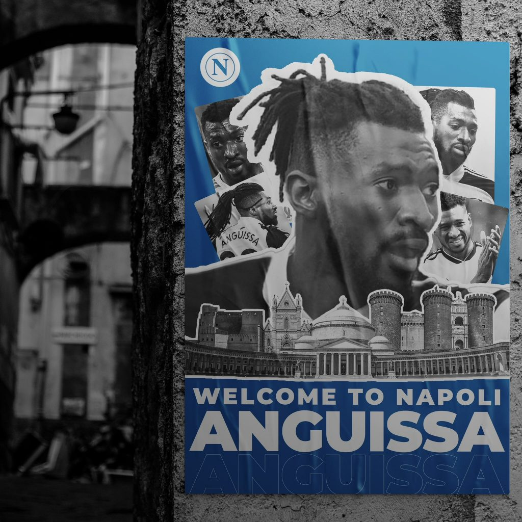 Anguissa al Napoli
