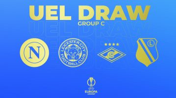 Napoli, il girone di Europa League