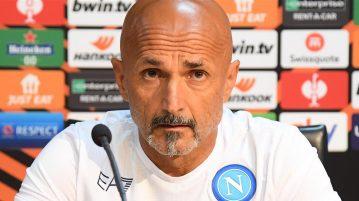 Napoli-Spartak Mosca, Spalletti