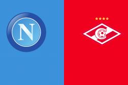 Napoli-Spartak Mosca in Diretta Streaming