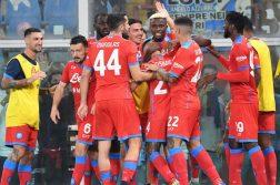 Sampdoria-Napoli 0-4, doppio Osimhen, Fabian Ruiz e Zielinski