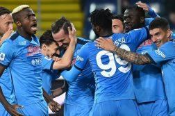 Udinese-Napoli 0-4