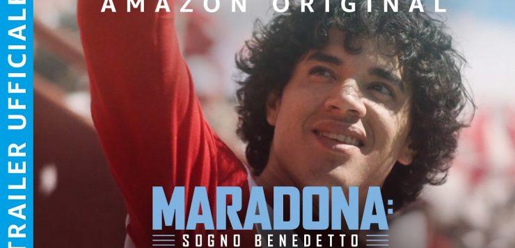 Maradona, sogno benedetto