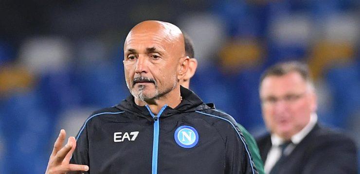 """Napoli-Legia Varsavia 3-0, Spalletti: """"Difficile fare meglio di così."""""""
