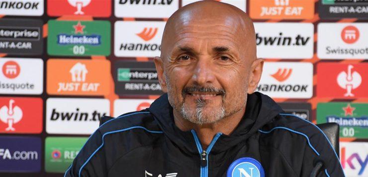 "Napoli-Legia Varsavia, Spalletti: ""Domani partita decisiva"" [Video]"
