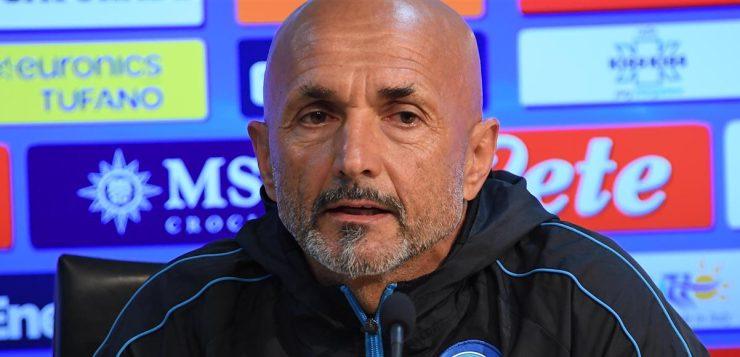 """Napoli-Torino, Spalletti: """"Bisogna dare seguito ai risultati"""""""